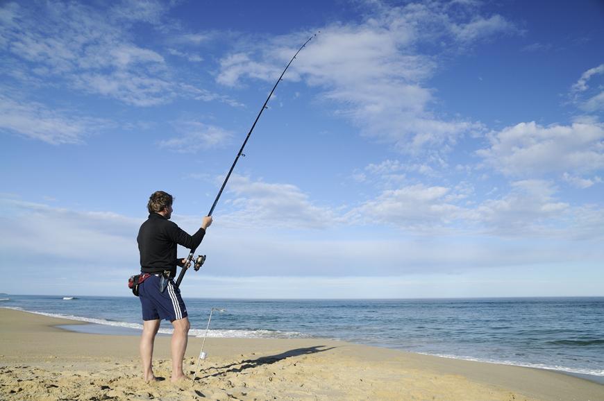 Cape Conran fishing