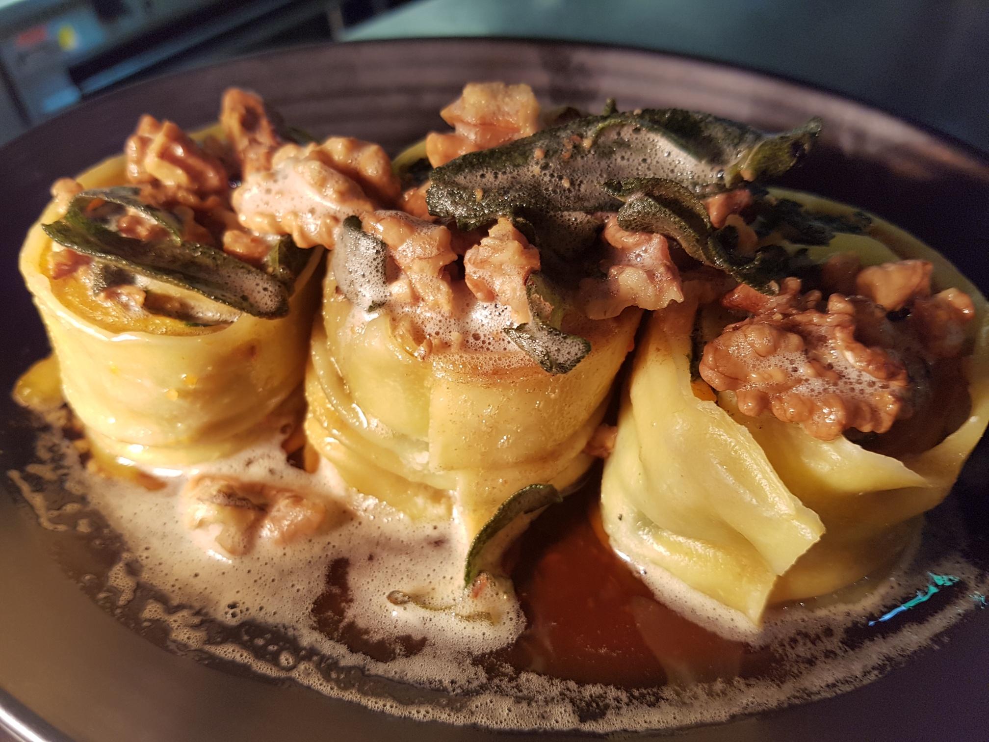 Vegetarian Rottolo